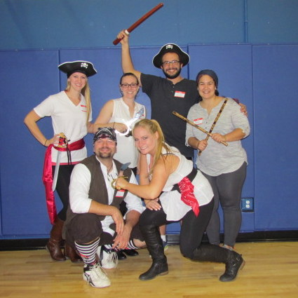 """The Pirates of the Cure-A-Being"" - AFC Veterinary Challenge 2015 – Manchester Vet Clinic - CT"