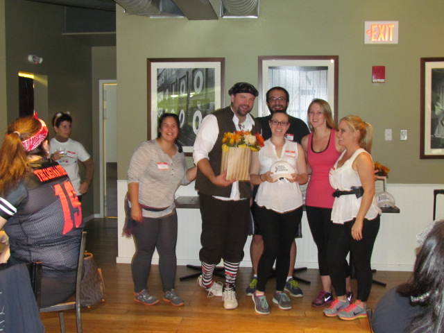 "Third Place Winners - ""Pirates of the Cure-A-Being"" - ACF Veterinary Challenge 2015"
