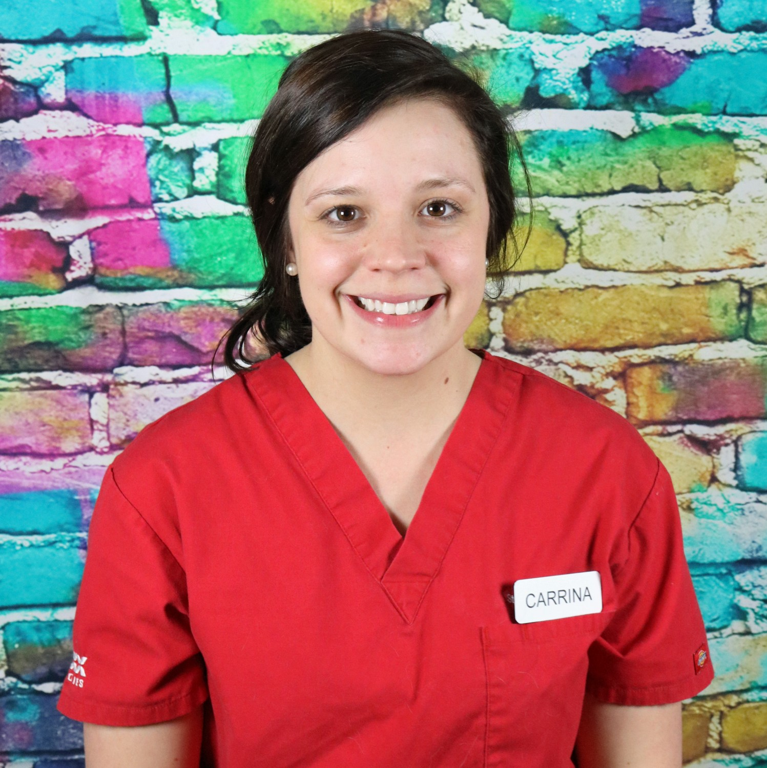 Carrina Echeandia - Veterinary Assistant - Manchester Veterinary Clinic - CT
